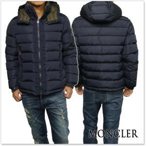 MONCLER モンクレール メンズダウンジャケット DANUBE / 41940-05-53802 ネイビー|tre-style