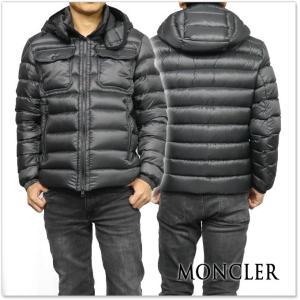 MONCLER モンクレール メンズダウンジャケット VALANCE / 41885-49-53334 チャコールブラック|tre-style