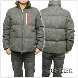 MONCLER モンクレール メンズダウンジャケット CHARLES / 41321-55-54687 グレー|tre-style