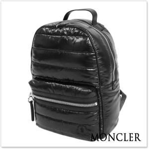 MONCLER モンクレール バックパック/リュックサック NEW GEORGE / 00623-00-68950 ブラック /2017秋冬新作|tre-style
