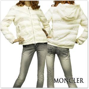 MONCLER モンクレール レディースダウンジャケット ZINNIA / 46954-99-53048 ホワイト|tre-style