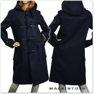 MACKINTOSH マッキントッシュ レディースウールダッフルコート GM-028 MO1689 ネイビー /2017秋冬新作|tre-style