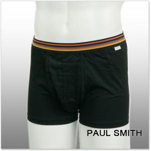 PAUL SMITH ポールスミス アンダーウェア ボクサーパンツ ATXC 459B U566 ブラック /2017秋冬新作|tre-style
