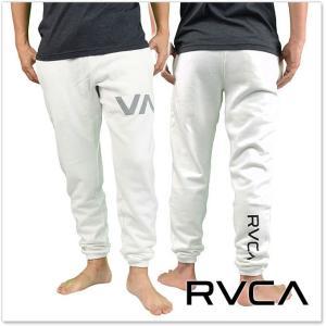 RVCA ルーカ メンズスウェットパンツ SWIFT SWEAT PANT / AH041-730 ホワイト tre-style