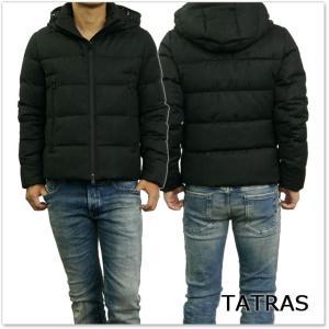 TATRAS タトラス メンズダウンジャケット GIACINTO / MTK18A453 チャコールグレー /2017秋冬新作 tre-style