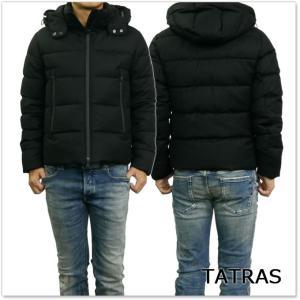 TATRAS タトラス メンズダウンジャケット GIACINTO / MTK18A453 ブラック /2017秋冬新作 tre-style