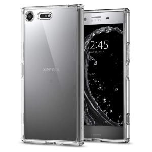 【Spigen】 スマホケース Xperia XZ Premium ケース [ SO-04J ] 対...