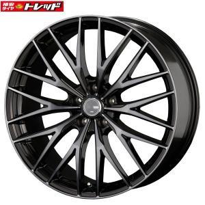 【送料無料】新商品 VENES FS01 ヴェネス エフエスゼロワン 8.5J-20 +35 114.3 5H BK/BKC 黒 アルミホイール 単品 ドレスアップ|tread-tire2011
