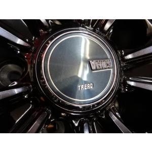 【送料無料】新商品 VENES FS01 ヴェネス エフエスゼロワン 8.5J-20 +35 114.3 5H BK/BKC 黒 アルミホイール 単品 ドレスアップ|tread-tire2011|03