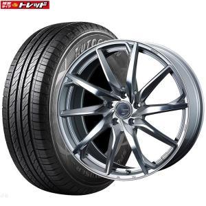 レオニスグレイラα 7J+55 5H114.3 18インチ 225/60R18 TerrainCruiser-TC9 新品タイヤ 新品ホイール weds お取り寄せ 送料無料 インチアップ tread-tire2011