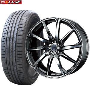 レオニスグレイラα 7J+55 5H114.3 18インチ 215/45R18 WINRUN R330 新品タイヤ 新品ホイール weds お取り寄せ 送料無料 インチアップ tread-tire2011