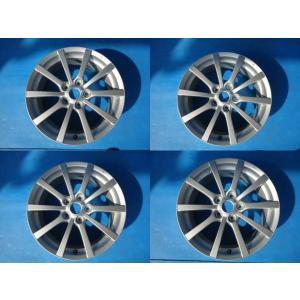 マツダ NCEC ロードスター純正 中古アルミ 4本セット 補修用に アテンザ CXシリーズ プレマシー等 他車流用に グレードアップに スタッドレス用に |tread-tire2011