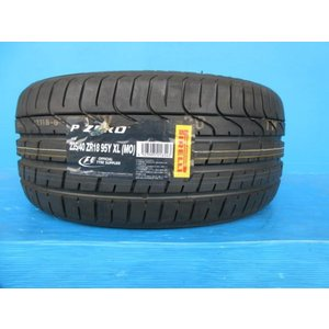 新品アウトレットタイヤ 1本のみのお買い得品 ピレリ P-ZERO(MO) 235/40R18 95Y XL 2016年製 新品 1本 パンク バースト 補修用に ベンツ A E C tread-tire2011