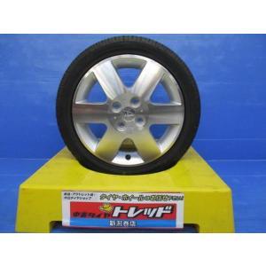 ダイハツ L880コペン 純正 15x4.5J+45 4H100 + ダンロップ エナセーブ EC203 165/50R15 4本セット|tread-tire2011