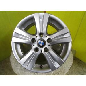 【送料無料】BMW 1シリーズ 116i 118i 純正 中古 16インチ 7.0J+44 5穴 PCD120 4本 tread-tire2011