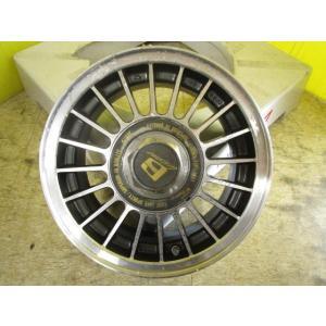 【送料無料】旧車 当時物 中古 グランドツーリスモ 13インチ 5.5J+38 4穴 PCD114.3 4本 社外 USDM JDM オールドカスタム tread-tire2011
