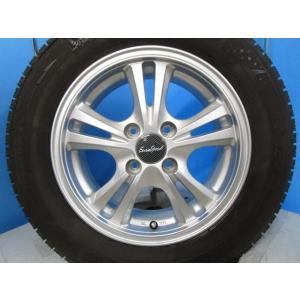 シエンタ ランクス フィールダー 中古 ミシュラン X-ICE XI3 175/70R14 ユーロスピード スタッドレス 4本 セット カローラ ウイングロード tread-tire2011