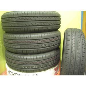 【中古】ヨコハマ ブルーアースE50 185/65R15 88S 2019年製+【新品】SMACK SPARROW 15インチ 4本セット!フリード|tread-tire2011