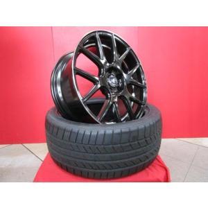 WORK RYVER M006(BMRC) 19x8.5J+38/9.5J+45 5H-114&DL SP-SPORT MAXX 245/40R19 18年製造 新品4本set アルファード ヴェルファイア 等に|tread-tire2011