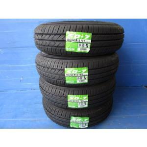 新品 送料無料 トーヨータイヤ SD-7 155/80R13 2018年製造 ブーン ヴィッツ パッソ 等に|tread-tire2011