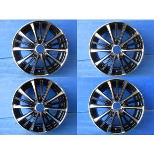 中古 ♪ BahnsTech 16インチ 5J +45 4穴 PCD100 N-BOX N-ONE タント ライフ 等|tread-tire2011