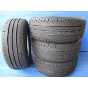 新車外し♪ 2019年製造 ダンロップ エナセーブ EC300+ 205/55R16 205/55-16インチ ノア エスクァイア ベンツ ゴルフ Aクラス インプレッサ|tread-tire2011
