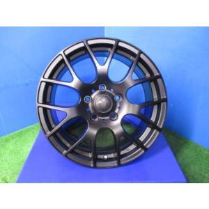 ダイワオートモビルズ TR for Jeep グランドチェロキー 8J-18 +56.4 127 5H フラットブラック tread-tire2011