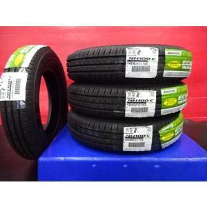 【新品】ブリヂストン エコピア NH100C 145/80R13 145/80-13 ムーヴ コンテ ミラ ミラココア タント ワゴンR スペーシア アルト ミラジーノ タントエグゼ|tread-tire2011