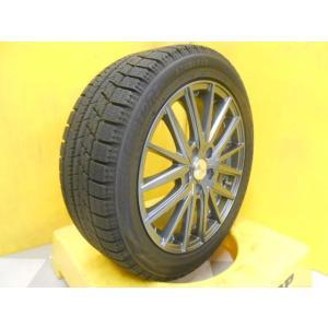 ビアンテ レヴォーグ ステップワゴン ヴォクシー 中古 プレディクト 17インチ 7.0J+53 ブリヂストン ブリザック VRX 215/50R17 ノア スタッドレス アクセラ|tread-tire2011