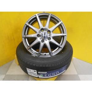 ヴェゼル オデッセイ CX3 MPV 新品 ウェッズ TIRO 16インチ 6.5J+53 5穴 PCD114.3 ブリヂストン レグノ GRV2 215/60R16 4本 国産 Weds 215/60/16 215/60-16|tread-tire2011