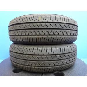 【中古タイヤ2本セット♪】ヨコハマ ブルーアースAE01F【175/65R14 175/65-14 82S】2018年製 デミオ フィット キューブ コルトなどに|tread-tire2011