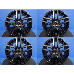 【新品ホイール4本セット♪】VR-5 GP-LINE 18インチ7.0J+53 5H114.3 ノア ヴォクシー エスクァイア オデッセイ|tread-tire2011