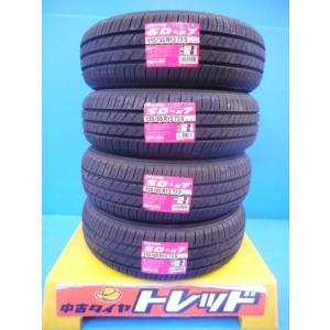 【送料無料】モコ、ゼスト、AZ−ワゴン、プレオ、アルトなどに【夏タイヤ4本セット】トーヨーロングライフタイヤ 155/65R13 155/65-13 tread-tire2011