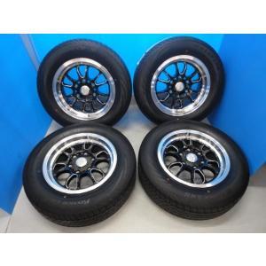 限定1セット!新品セット! 送料無料!ハイエース 16インチセット!5次元 パンテーラ M6 6.5J+38 6穴  PCD139.7 & 215/65R16 ナンカン CW-20 200系|tread-tire2011