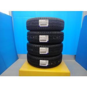 新品 165/50R16 タイヤ付き! 中古美品 バーンズテック TS3-BP 16-5J+45 4穴 PCD100 & 新品 グッドイヤー イーグル LS2000HBII 軽カー|tread-tire2011|08