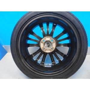 新品 165/50R16 タイヤ付き! 中古美品 バーンズテック TS3-BP 16-5J+45 4穴 PCD100 & 新品 グッドイヤー イーグル LS2000HBII 軽カー|tread-tire2011|09