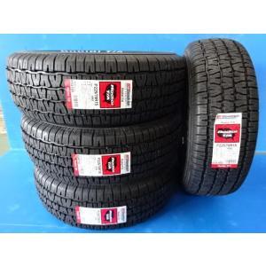 【新品タイヤ4本セット】グッドリッチ ラヂアルT/A【225/70R15】ホワイトレター|tread-tire2011