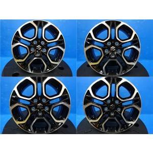 【中古】スズキ純正ホイール4本セット♪ スイフトスポーツ純正 17インチ6.5J+50 5H114.3 SX4・エスクードなどに!|tread-tire2011
