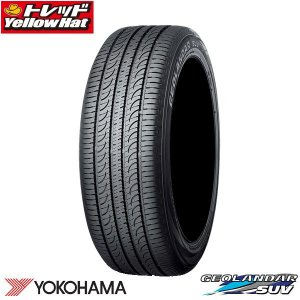 【2014年製】ヨコハマ ジオランダー G055 225/60R17 新品 YOKOHAMA 4本セット 送料無料 年数落ち処分価格 アウトレット 未使用 夏タイヤ|tread-tire2011