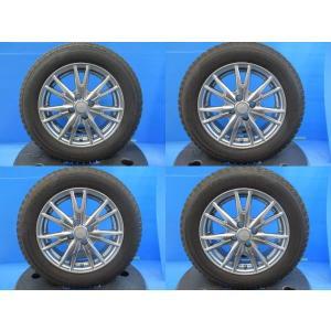 bB、ティーダ、ノート【中古アルミスタッドレス4本セット】15-5.5J ヨコハマ アイスガード IG50+ 185/65R15 2018年製造|tread-tire2011