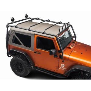 適合車種 : 2007〜現行のラングラーJK(2ドアモデル)全グレード (ルビコンには装着できません...
