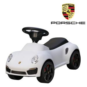 ポルシェ正規ライセンス 911ターボS 足けり乗用玩具 足蹴り式 子供用  Porsche 911 turbo s|treasure-com
