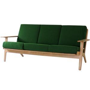 GE290 ソファ 3人掛け 3P ハンス・ウェグナー 北欧デザイン 北欧家具 ソファー sofa Hans.J.Wegner|treasure-com