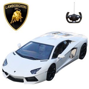 アヴェンタドール LP700-4 1/10 RC ランボルギーニ正規ライセンス品 ラジコン ホワイト  ミニカー|treasure-com
