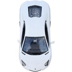 アヴェンタドール LP700-4 1/10 RC ランボルギーニ正規ライセンス品 ラジコン ホワイト  ミニカー|treasure-com|02