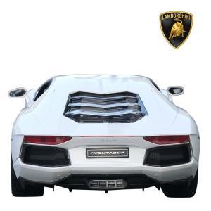 アヴェンタドール LP700-4 1/10 RC ランボルギーニ正規ライセンス品 ラジコン ホワイト  ミニカー|treasure-com|04