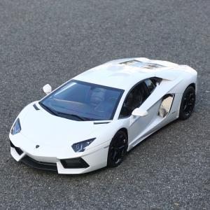 アヴェンタドール LP700-4 1/10 RC ランボルギーニ正規ライセンス品 ラジコン ホワイト  ミニカー|treasure-com|05