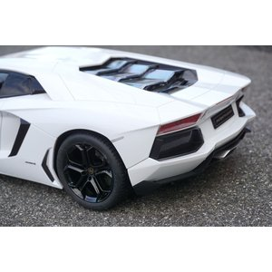 アヴェンタドール LP700-4 1/10 RC ランボルギーニ正規ライセンス品 ラジコン ホワイト  ミニカー|treasure-com|08