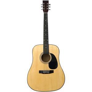 アコースティックギター フォークギター アコギguitar 弦楽器 初心者用 入門用 アウトレット|treasure-com