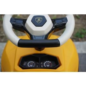 ランボルギーニ正規ライセンス  ウルス 足けり乗用玩具 足蹴り式 子供用 URUS Lamborghini|treasure-com|05